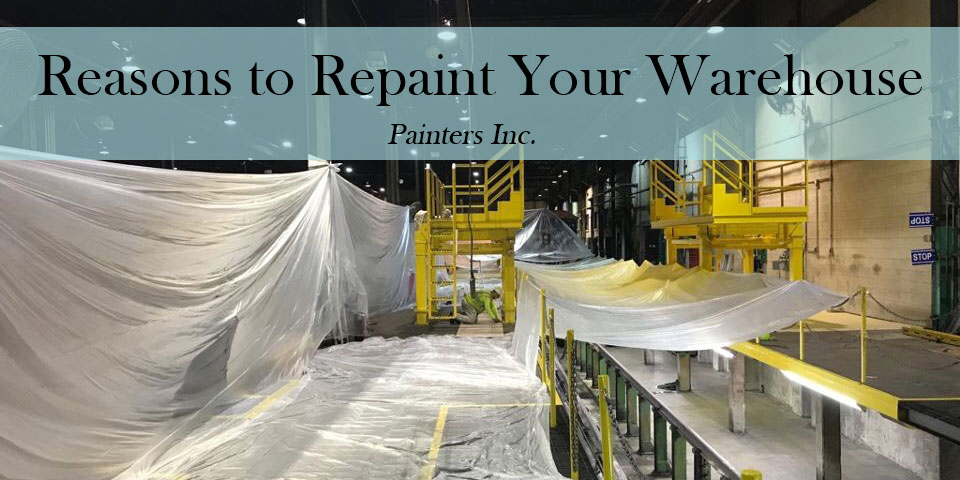 Reasons to Paint Your Warehouse